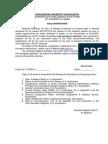 Notification Kurukshetra University Teaching Posts