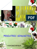 Coass II-Pediatric Sinusitis Akhir