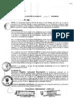 RESOLUCION DE ALCALDIA 043-2010/MDSA