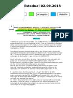 Diário Estadual 02.09.2015