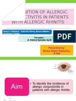 Allergic Conjunctivitis Journal