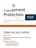 Introduction to Utility Lightning Protection