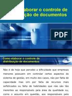 Controle de Distribuicao de Documentos