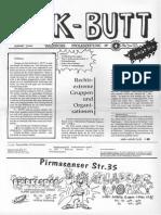 K-BUTT. Välzische Pfolxzeitung. Nr. 4 (1993)