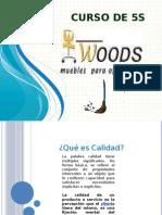 Curso de 5s Wood Muebles