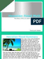 hawaiian flood