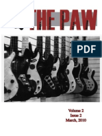 THE PAW Volume 2 Issue 2