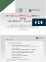 1b EIQ_Presentación BEL y MR-Especialistas Técnicos (17 Abril 2013)
