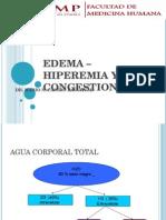 3.       EDEMA – HIPEREMIA Y CONGESTION - 2014.ppt