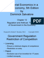 Managerial Economics in a Global Economy, 5th EditionbyDominick Salvatore