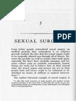 Thomas Szasz on Sexual Surgery