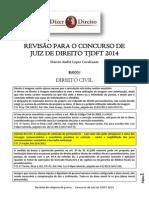 Revisão Tjdft