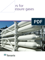Cylinders for High Pressure Gases
