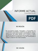 Misión Visión Gestión y Análisis DOFA.