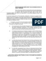 Informe Final Comision Belaunde Lossio