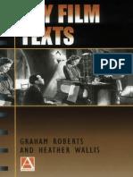 Arnold Wallis Key Film Texts