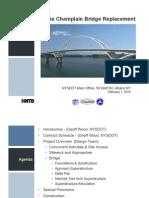 2010.02.01 Lake Champlain Bridge Contractors Presentation