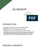 Big Bazaars