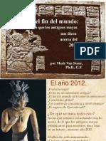 Que Nos Espera en El 2012