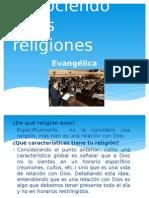 Entrevista a Un Evangelico