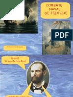 combate naval iquique.ppt