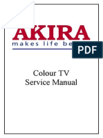 akira 21pzp1mki anz chassis td171 pdf power supply vacuum tube rh scribd com