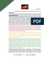 orientações de exemplo php para pdf