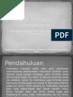Pembahasan Pembelajaran Indonesia Sebagai Jalur Pelayaran Internasional