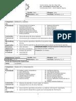 Planeación Español Secundaria 3ero 14-15 I 34