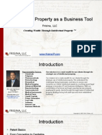 IP as a Business Tool