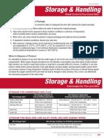Saw Storage Handling