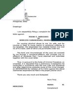 Complaint Final