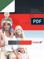 Hotjet Catalogue ENDEFR 2011