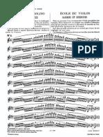 Alard Scuola Del Violino Scale Ed Esercizi