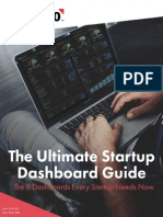 The Ultimate Startup Dashboard Guide