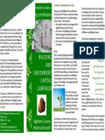 building   endowment - mailing