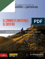 13° Congreso Peruano de Gestión de Personas 2015