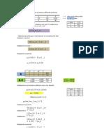 Aproximacion Polinomial; Ejemplos y Ejercicios.