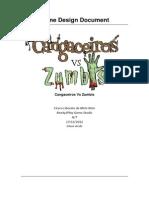 GDD - Cangaceiros vs Zumbis