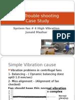 Fan High Vibration