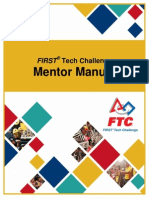 FTC Mentor Manual