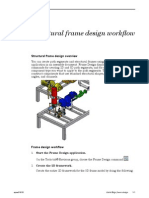 Solidedge Structural Frame
