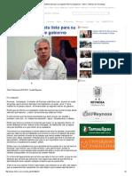 09-01-2015 Alcalde se manifiesta listo para su segundo informe de gobierno.pdf