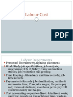 Labour Cost