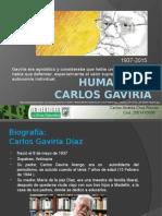 Carlos Gaviria Con Biografia