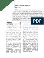 Informe 1 medidas y observaciones en ciancias