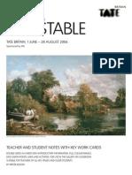 Constable en la Tate Gallery