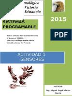 Actividad 1 TAREA 2 Sistemas Programables