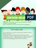 Educacion Inclusiva Power