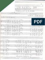 Guastavino - A un Árbol (4 voces)